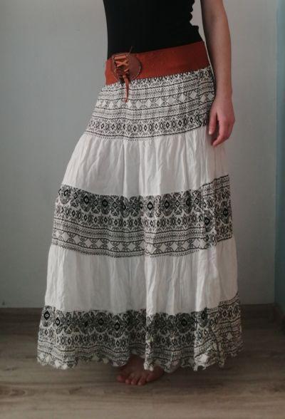 Spódnice Cyganska spódnica