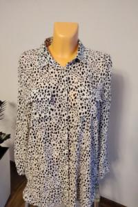 Bluzka koszulowa dalmatyńczyk r 42...