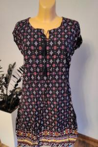 Sukienka w kolorowe wzorki r 44...