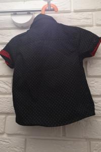 Koszula dla chłopca rozmiar 24msc...