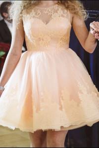 Sukienka tiulowa balowa...
