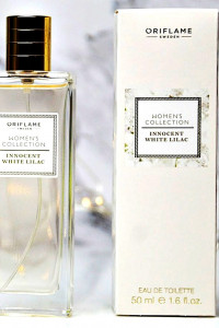 Womens Collection Innocent White Lilac Oriflame...