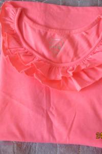Bluzka Bluzki dla dziewczynki nastolatki Smyk 152 158 śliczne róż