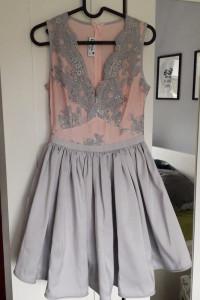 Sukienka rozkloszowana LOU Pallaise 36 S
