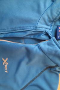 Bluza dresowa niebieska