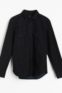 Koszula jeansowa Reserved M Relaxed Fit...