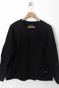 Bluza męska z nadrukiem Pull&Bear S