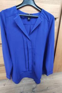 Koszula bluzka niebieski chaber rozmiar S...