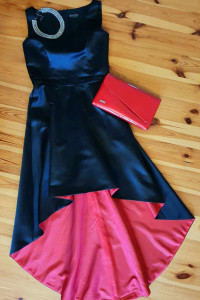 Elegancka suknia BIALCON