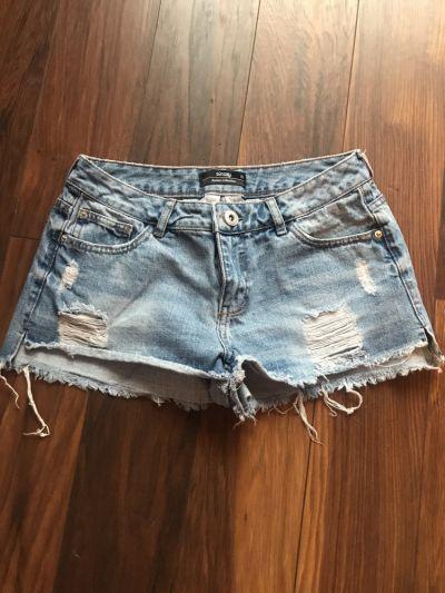 Spodenki Spodenki jeansowe sinsay XS
