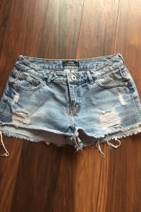 Spodenki jeansowe sinsay XS...