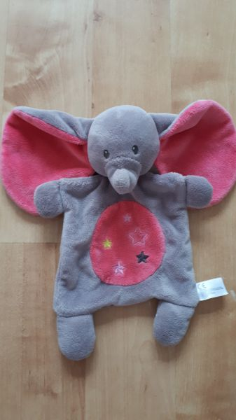 Zabawki Słonik dla niemowlaka