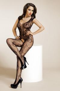 Body Bodystocking siateczka Valerie Jamais vu...