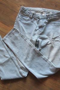 Dżinsy rurki HM rozmiar 152