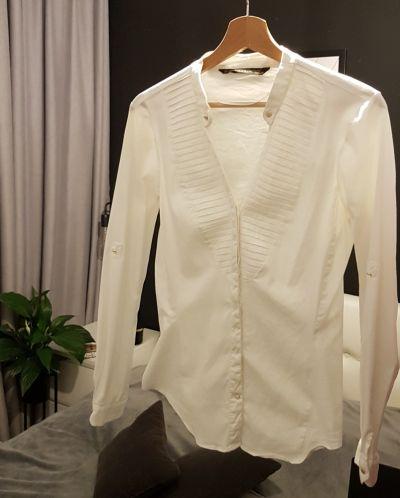 Koszule Elegancka koszula Zara