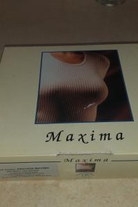 Proteza piersi Maxima rozmiar 3 symetryczna prawa lewa