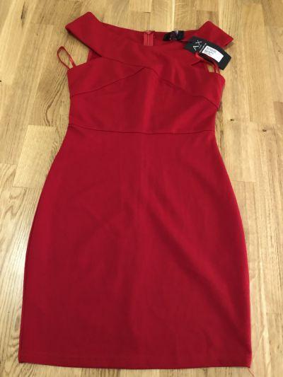 Suknie i sukienki Sukienka czerwona