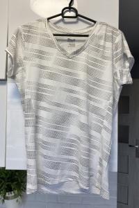 Crivit nowa koszulka sportowa kropki tshirt