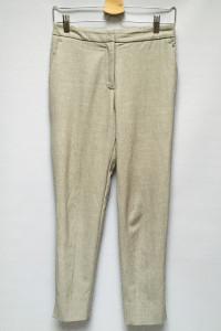 Spodnie Szare H&M Eleganckie S 36 Dresy Wizytowe...