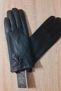 Nowe rękawiczki z naturalnej skóry
