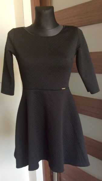 Suknie i sukienki Sukienka czarna xss