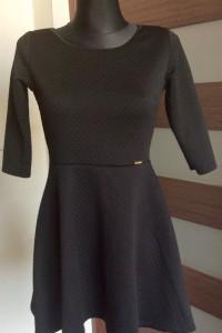 Sukienka czarna xss...