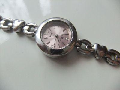 Zegarki śliczny kwarcowy zegarek damski Vector Japan