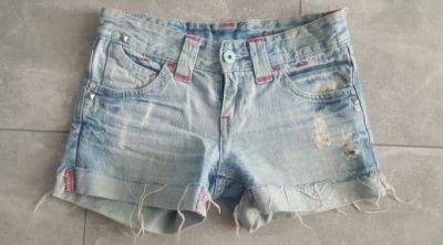 Spodenki Szorty jeans New Look rozm 152