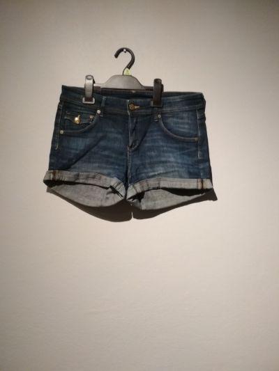 Spodenki Jeansowe Spodenki rozmiar 38 marki Denim