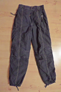 spodnie na narty...