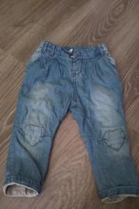 Spodnie miękki jeans cool club