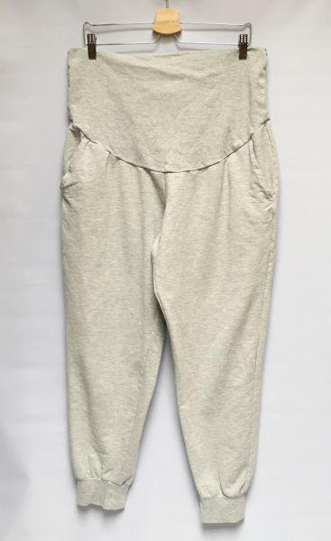 Dresy Spodnie Dresowe Szare Dresy H&M Mama XL 42 Gumki