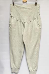Spodnie Dresowe Szare Dresy H&M Mama XL 42 Gumki...