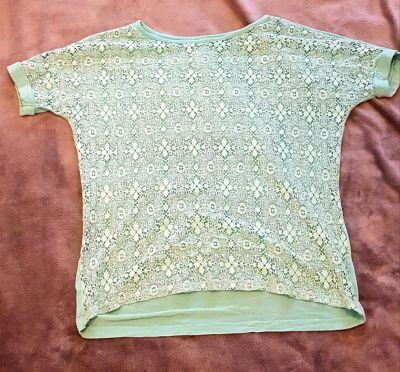 Bluzki Koronkowa bluzka