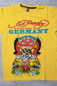 Ed Hardy by Christian Audigier T shirt