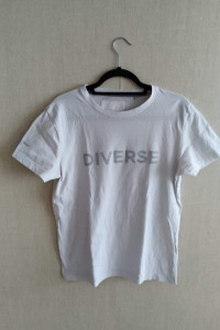 Koszulka diverse biała