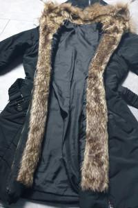 Płaszcz damski zima S