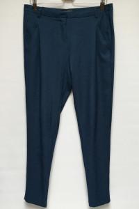 Spodnie Eleganckie Granatowe KappAhl L 40 Wizytowe...