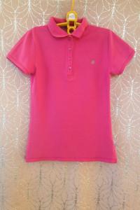 Koszulka polo różowa Mustang St dunnes stores 34 36 xs s używana tania