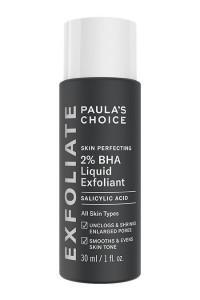 Paulas Choice Skin Perfecting 2 BHA Liquid Exfoliant Płyn Złuszczający z 2 Kwasem Salicylowym 30ml