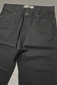 Mondo spodnie męskie czarne 36 34