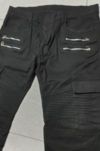 Spodnie L czarne