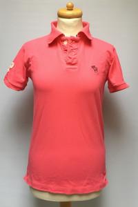 Koszulka Polo Różowa M 38 Abercrombie&Fitch Muscle...