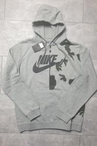 Nike bluza męska z kapturem moro M...