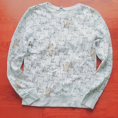 Bluzy Bluza koty C&A XS