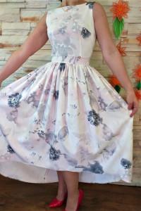 Letnia sukienka s Moriss