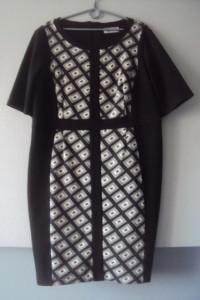 elegancka ołowkowa sukienka...