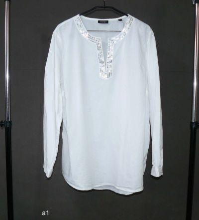 Bluzki Tchibo Markowa komfortowa bluzeczka roz 48