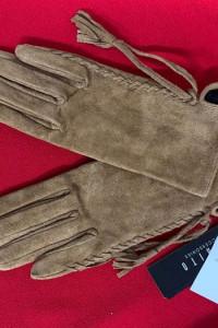 Rękawiczki skórzany nowy Mohito