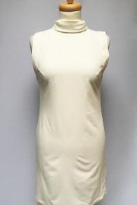 Sukienka NOWA S 36 Kremowa Ołówkowa Golf Asos Wizytowa...